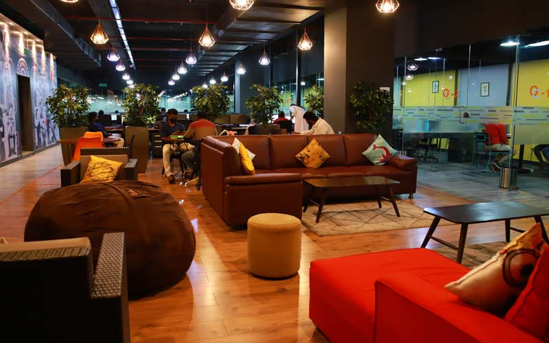 Best Coworking space in old madras road Bangalore