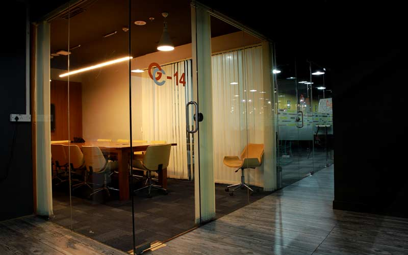 Chepest coworking space in old madrasroad bangalore